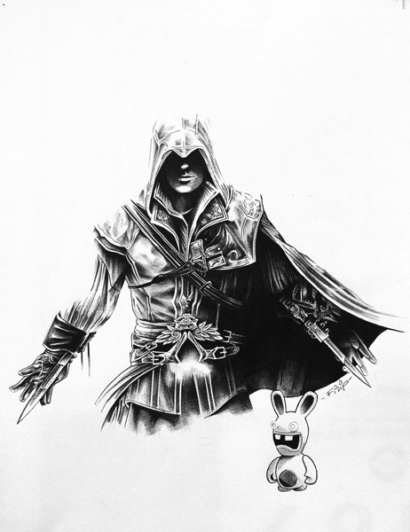 Assassin S Creed By Filipgrafix On Deviantart