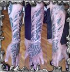 Mechanical Hand - tattoo