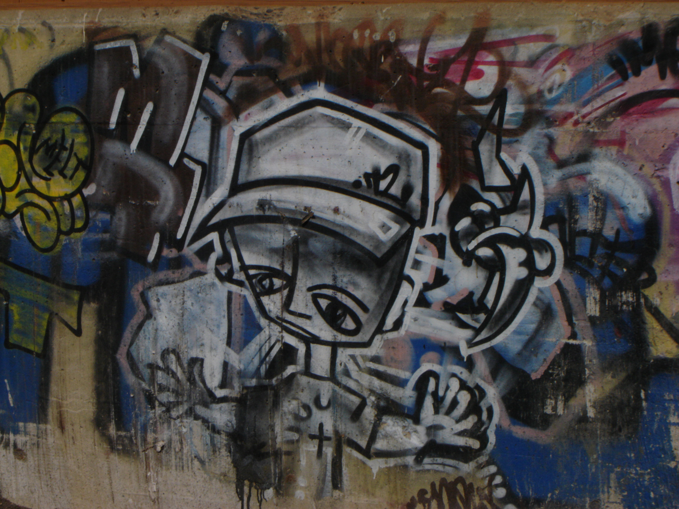 graffiti 3 by Lovelystock