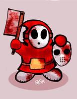 ShyGuy the 13th by edbot5000