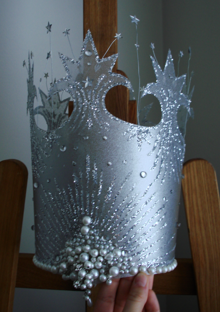 Glinda 39 s crown by scribblymess on deviantart for Glinda the good witch crown template
