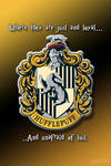 iPhone and iTouch: Hufflepuff