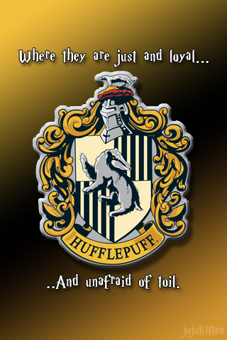 iPhone and iTouch: Hufflepuff by Neko-Kaolla