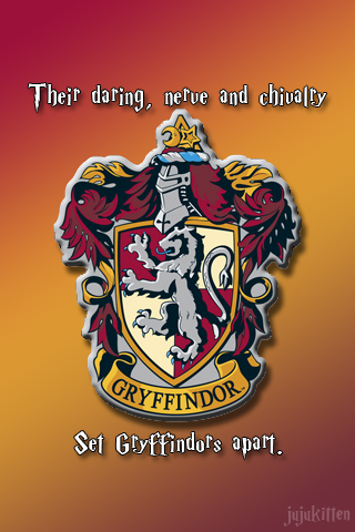 iPhone and iTouch: Gryffindor by Neko-Kaolla