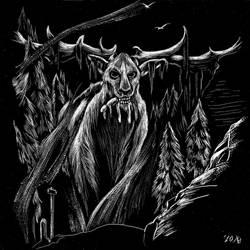 Hunters Beware by JohnnyVega13