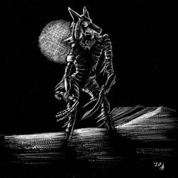 Dead Gods Rise by JohnnyVega13