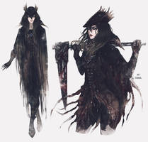 June The Ashen Hunter
