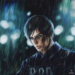 Leon by valeryvy