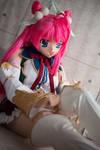 ryubi (touka), kigurumi cosplay