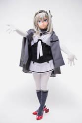 Suzutsuki (Kan-colle) Kigurumi Cosplay