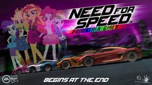 Need For Speed: Equestria Girls 2018