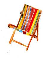 Technicolour Chair by akadan75