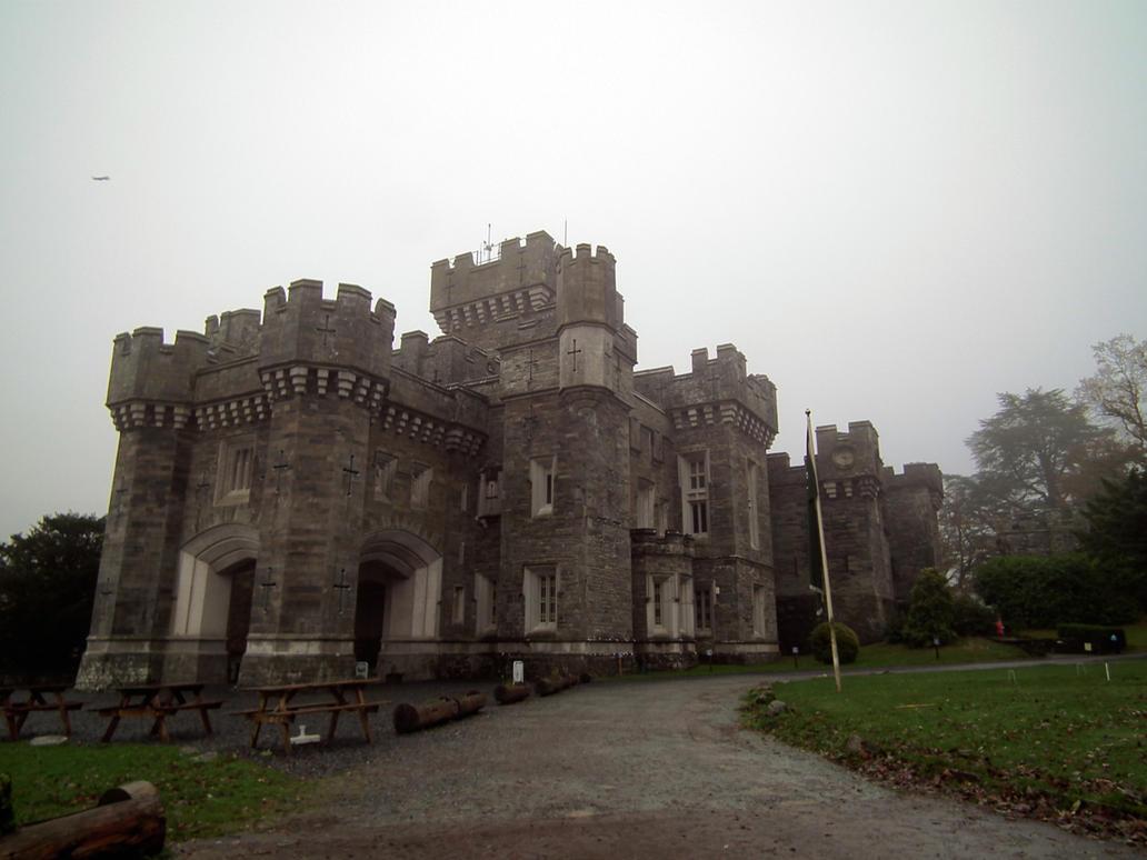 wray castle mist by harrietbaxter