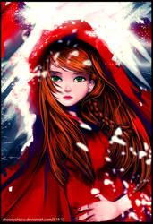 Red riding hood by ChooeyChoco