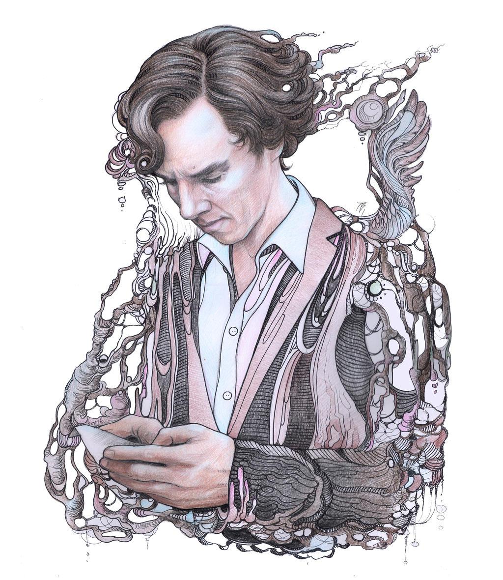 Sherlock by TendaLee