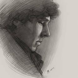 Sherlock #sketch