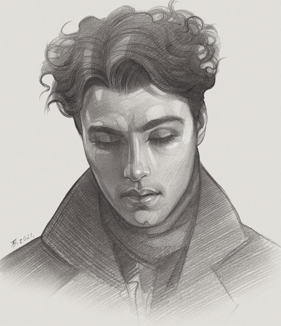 Fancy curls