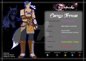 Emrys Ferrum (Paitronkii OC)