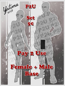 P2U Male + Female