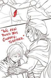 Promises by arai-chuusei