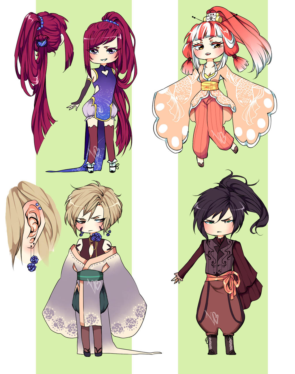 Adopts Set CLOSED by Koujashi
