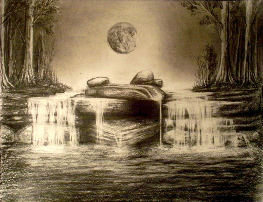 Waterfall 2 by pinsetter1991 on DeviantArt