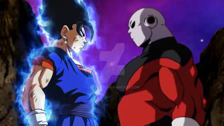 Vegetto Ultra Instinct vs Jiren
