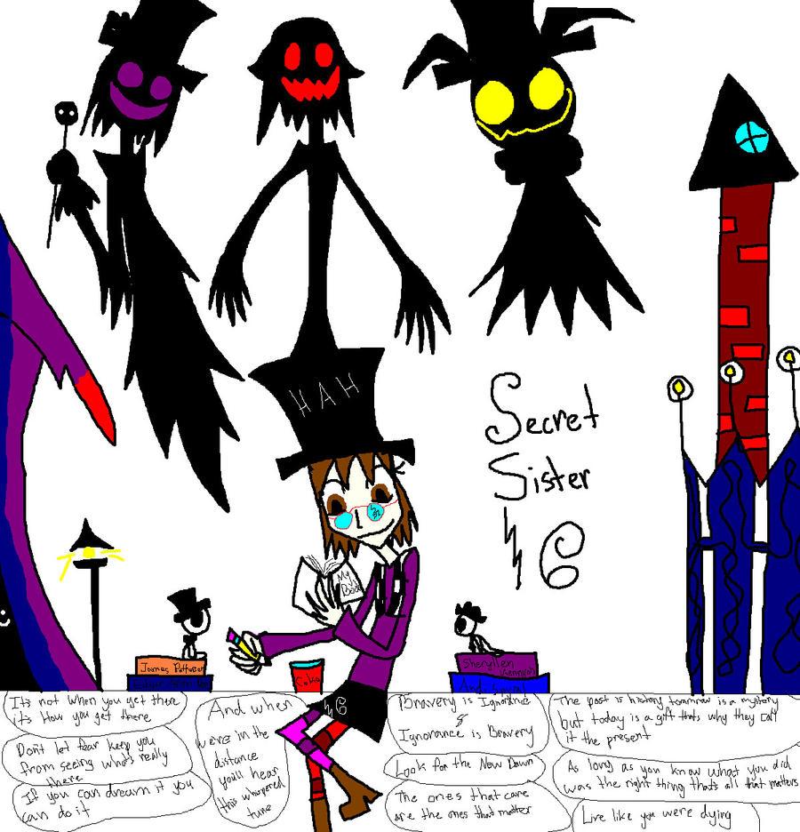 Secretsister16's Profile Picture