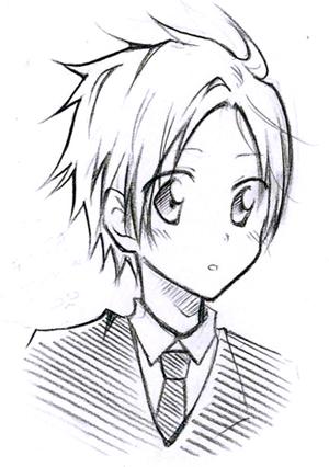 Cute Anime Boy D By Y0shikun On DeviantArt