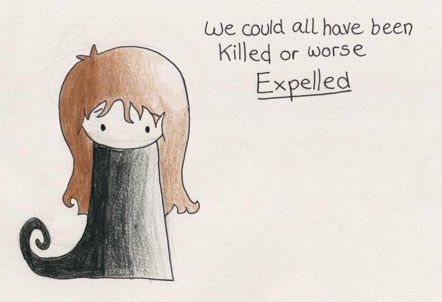 Hermione Granger by GoldenPhoenix75