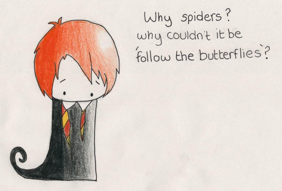 Ron Weasley by GoldenPhoenix75
