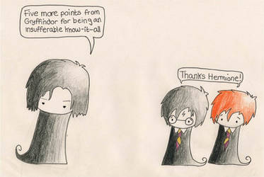 Snape by GoldenPhoenix75