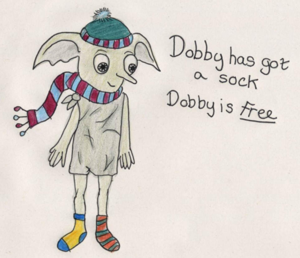 Dobby by GoldenPhoenix75