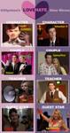 Glee love hate meme by GoldenPhoenix75