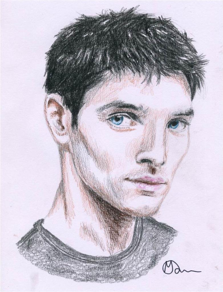 Merlin by GoldenPhoenix75