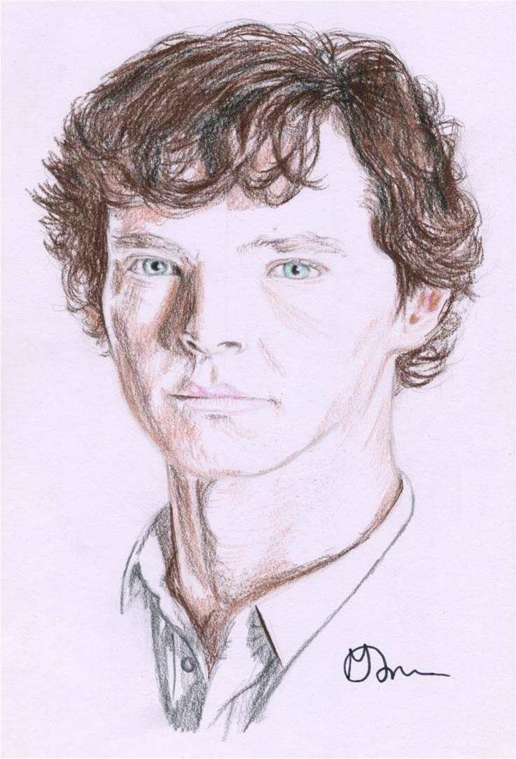Sherlock by GoldenPhoenix75