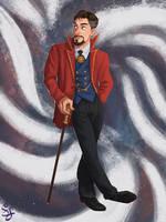 Victorian Doctor Strange by Aerowan