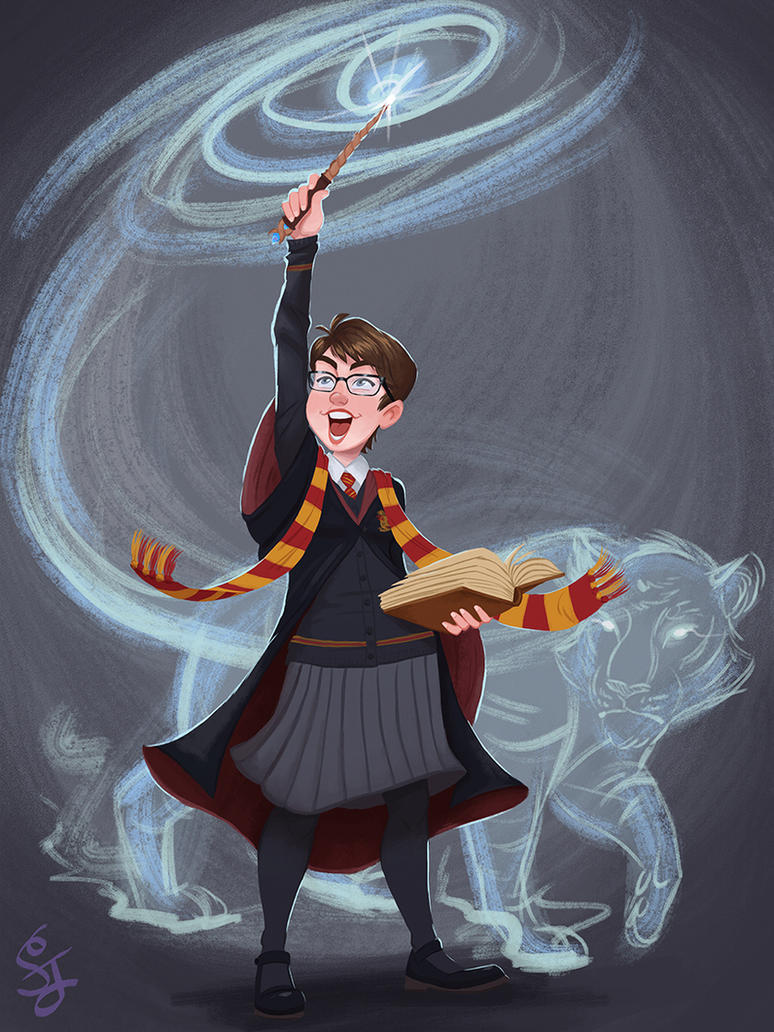 My Pottersona by Aerowan