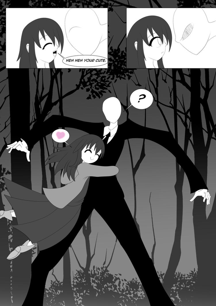 Ariane meets Slender Pt3 by CmacX