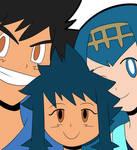 Ash Lana Family