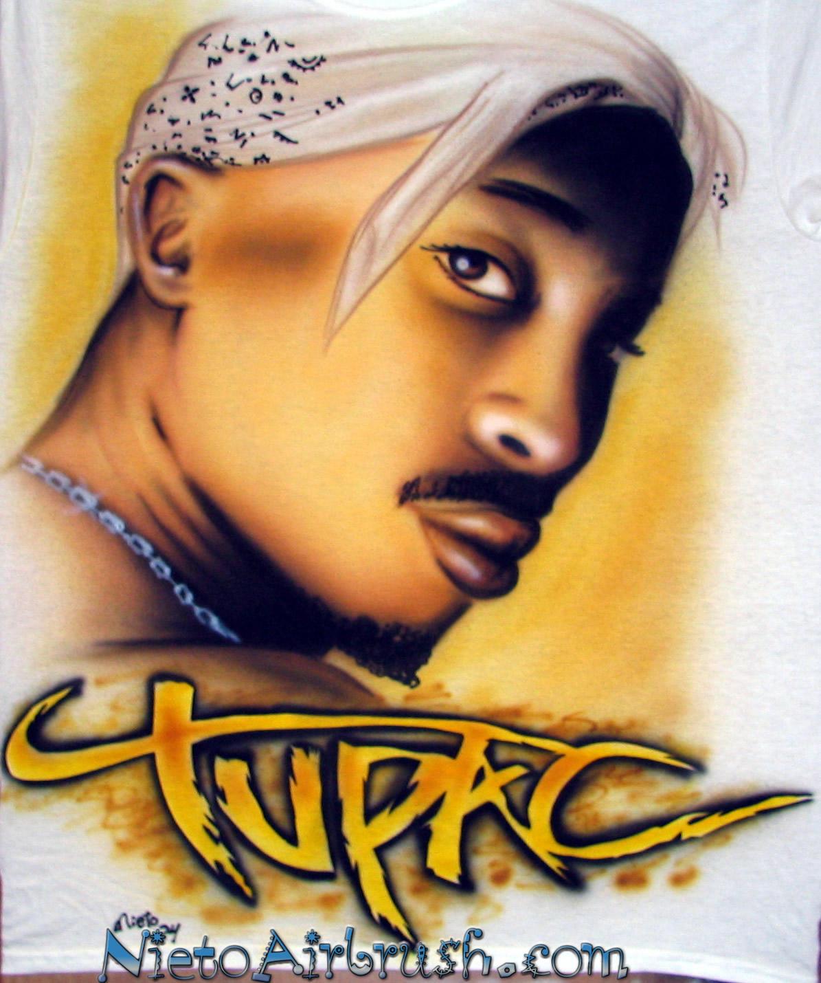 tupac shirt by nietallic