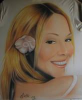 Mariah Carey by nietallic