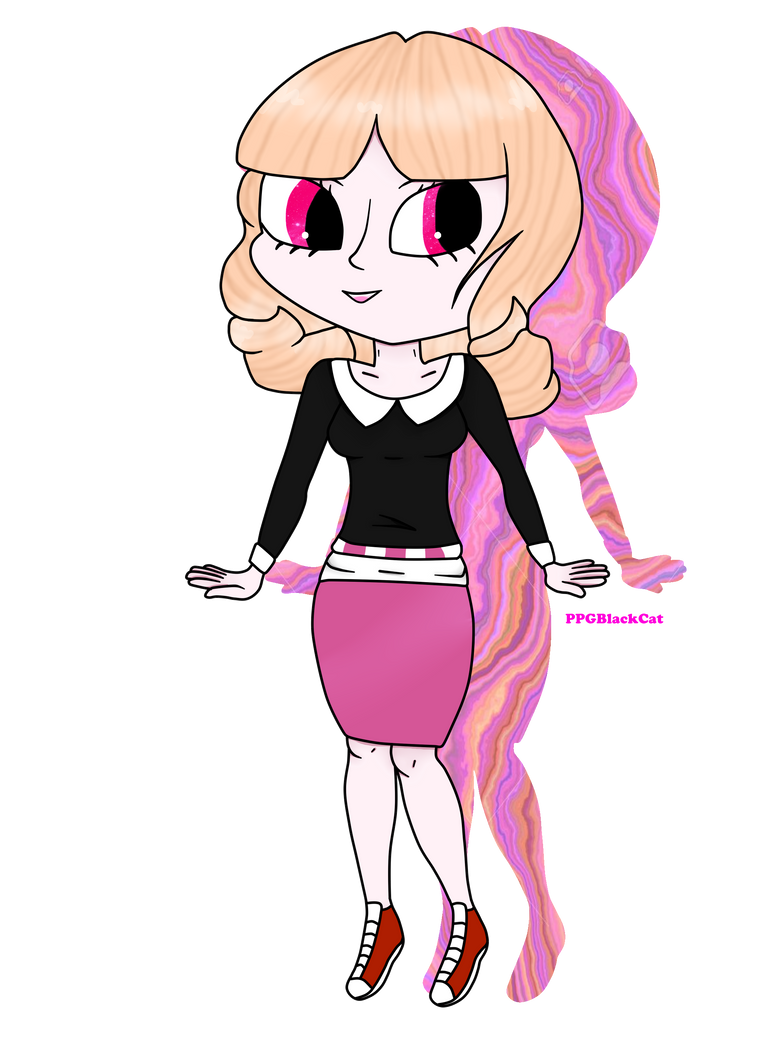 Pink Agate | Gift by PPGBlackCatLovesYou