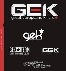 gEk team logos by NNaRa