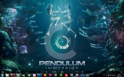 Windows 7 Pendulum Immersion by NNaRa