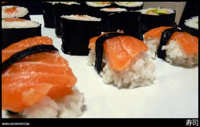 Sushi time by NNaRa
