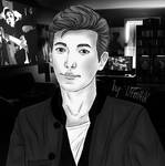 Nathan (black/white)
