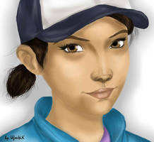 Clementine (clean face)