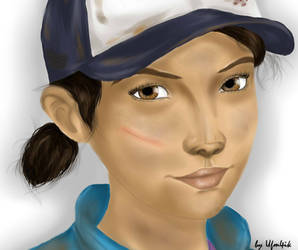 Clementine (dirty face and scratch)