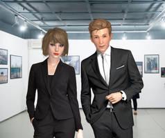 Mr and Mrs Prescott